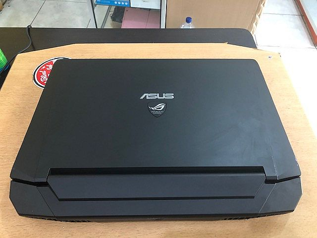 Laptop Gaming Asus ROG G750JM Core i7 Ram 8GB SSD 256GB Nvidia GTX